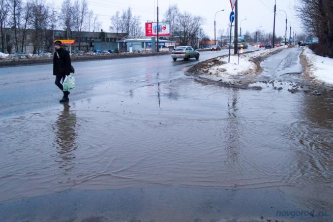 Ул. Нехинская. © Фото из архива интернет-портала «Новгород.ру»