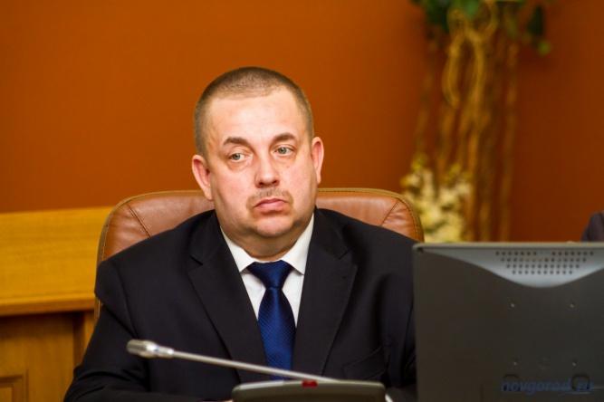 Алексей Афанасьев. © Фото из архива интернет-портала «Новгород.ру»