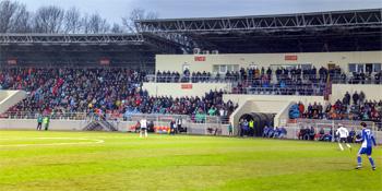Панорама: Матч «Тосно» — «Волгарь»