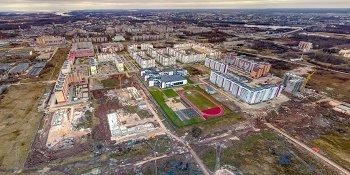 Панорама: Микрорайон «Ивушки»