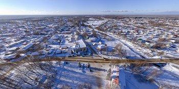 Панорама: Демянск