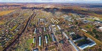 Панорама: Городок, Старая Русса