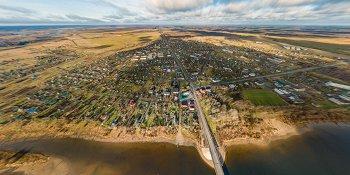 Панорама: Шимск