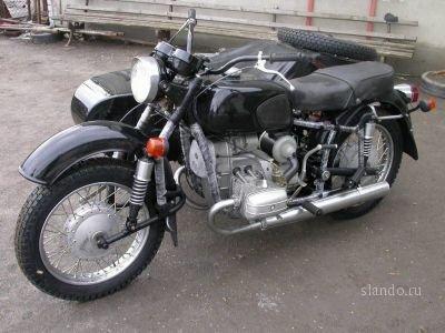 Продаю мотоцикл днепр в хорошем