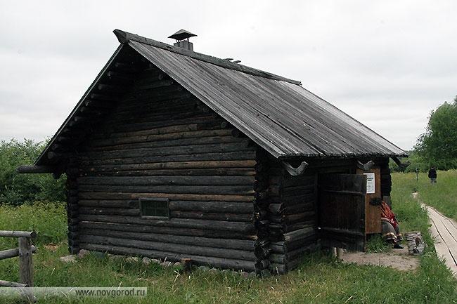 Кузница из деревни Спас-Пископец Новгородского района