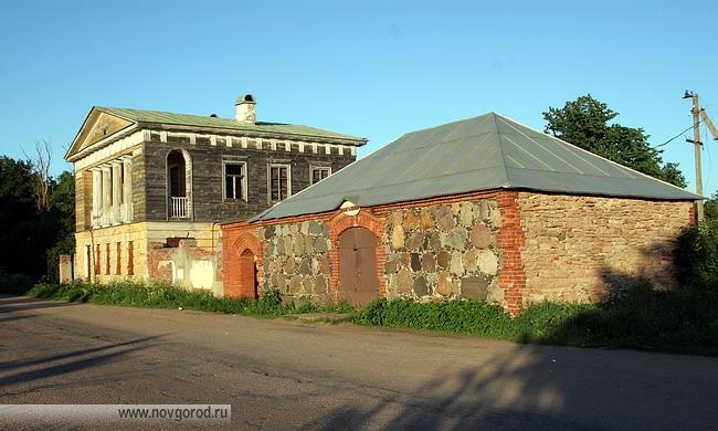 Путевой дворец Александра I